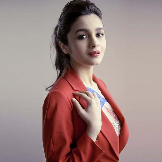 Alia Bhatt recent photo