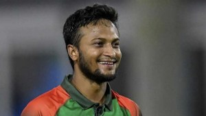 Shakib Al Hasan photo