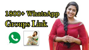 WhatsApp grouop link
