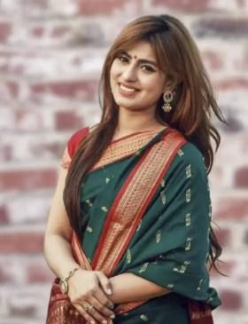 Actress Anika Kabir Shkh image