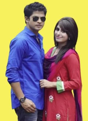 Anika Kabir Shokh husband niloy