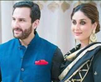 Kareena Kapoor with her husband