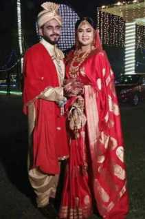Siam Ahmed wedding Photo