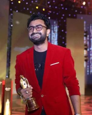 Imran Mahmudul Award Photo