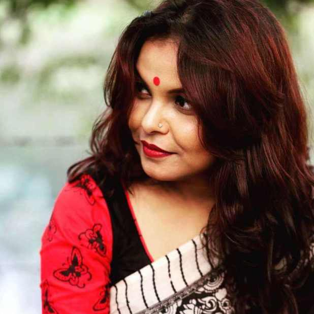 Meher Afroz Shaon HD Picture