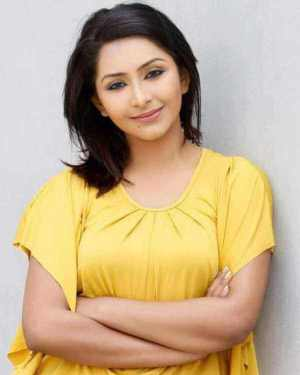 Prosun Azad with Yellow Dress Picture