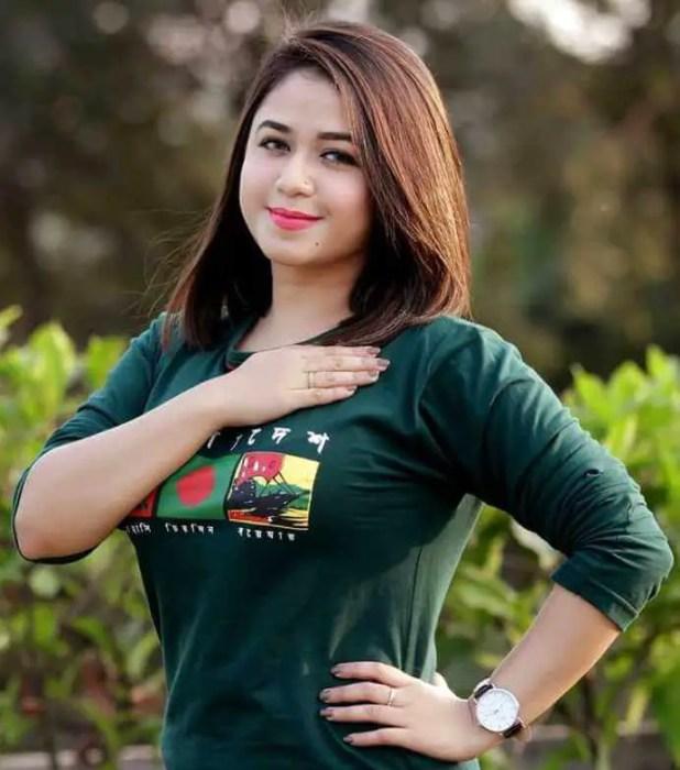 Faria Shahrin HD Wallpaper