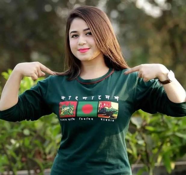 Faria Shahrin HD Picture