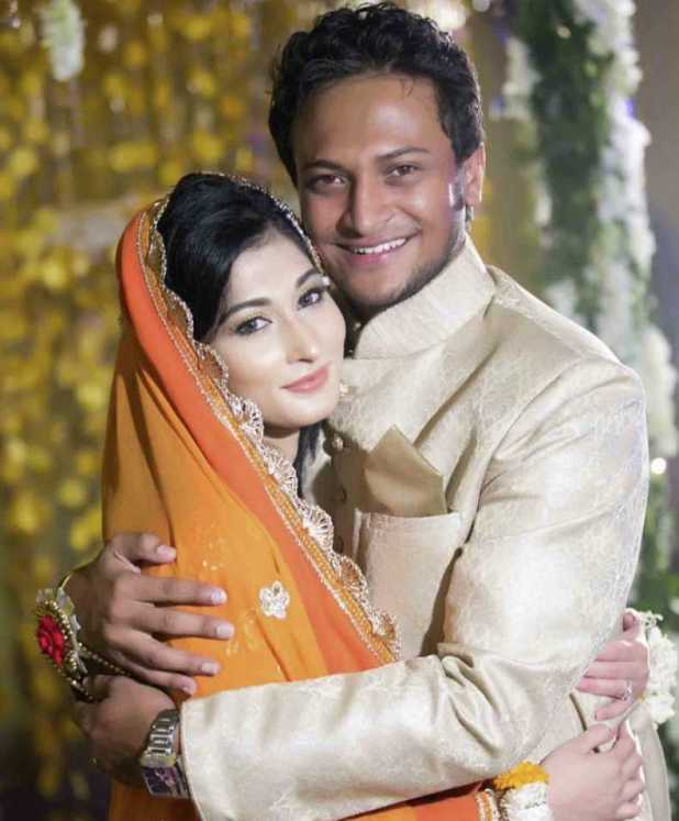 Shakib-Shishir Romantic Photo