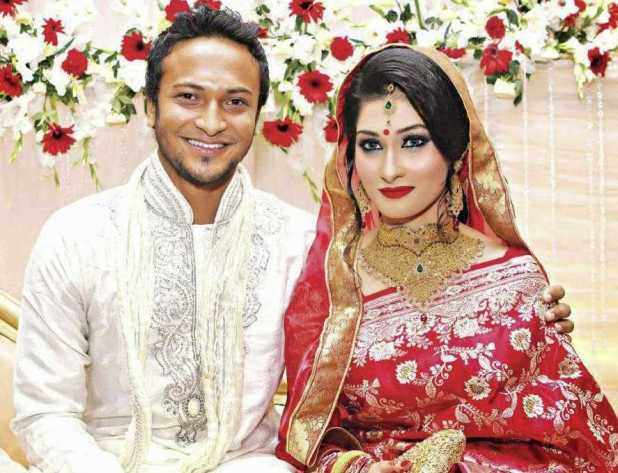 Shishir-Shakib marriage photo