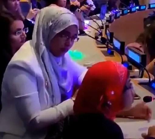 Faatiha Ayat with mother photo