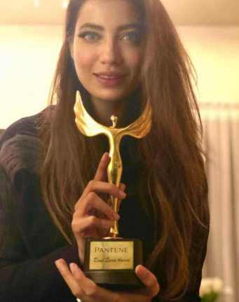 Rabia Butt award Photo