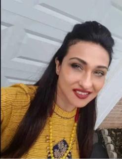 Rituparna Sengupta Selfie