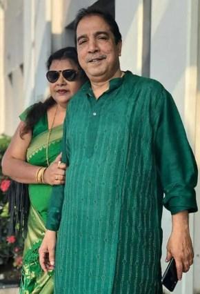 Subhashree Ganguly Parents