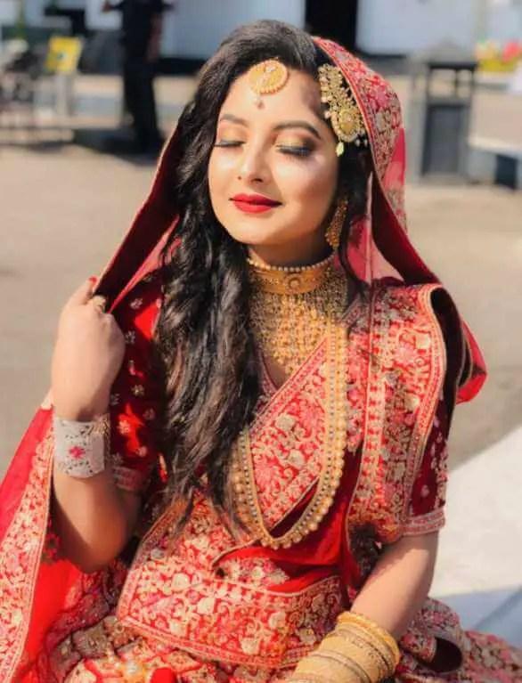 Nusrat Jahan Ontora Wedding Image