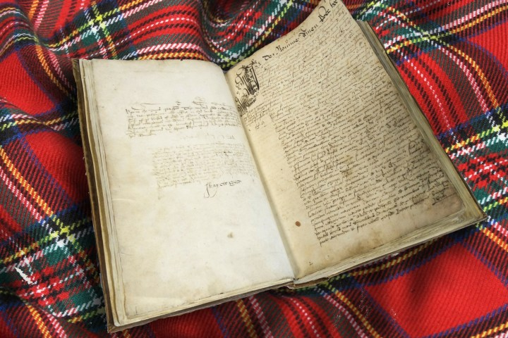 The General Register of Sasines, maintained by the Registers of Scotland