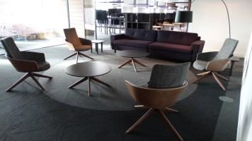 Open Plan Meeting Area
