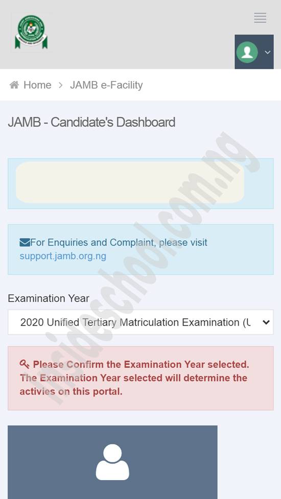jamb cap mobile - JAMB CAPS Portal 2021: How to ACCEPT or REJECT Admission Offer