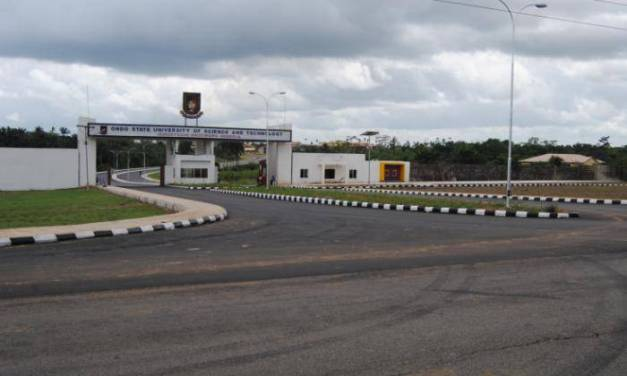 Ondo State University of Science and Technology (OSUSTECH) Admission List for 2020/2021 Academic Session