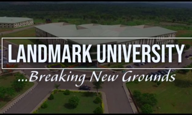 Covid-19 : LandMark University (LU) Commence E-Lectures For all Student