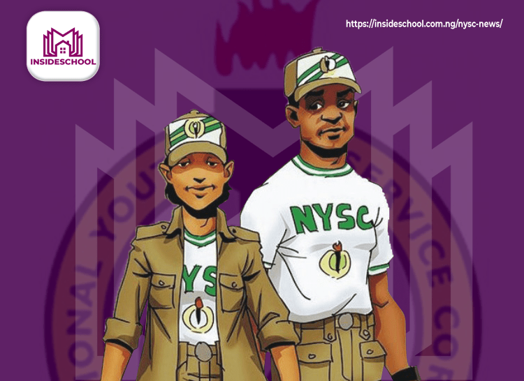 NYSC LOGO - NYSC Mobilization Timetable for 2020 Batch A PCMs
