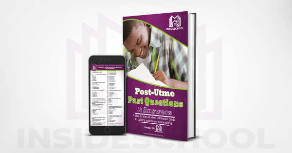 Post UTME Past Questions & Answers