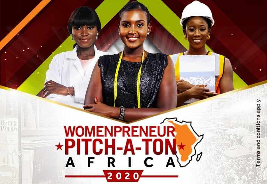 Access Bank Womenpreneur - Access Bank Womenpreneur Pitch-a-ton Africa 2020 for Entrepreneurs