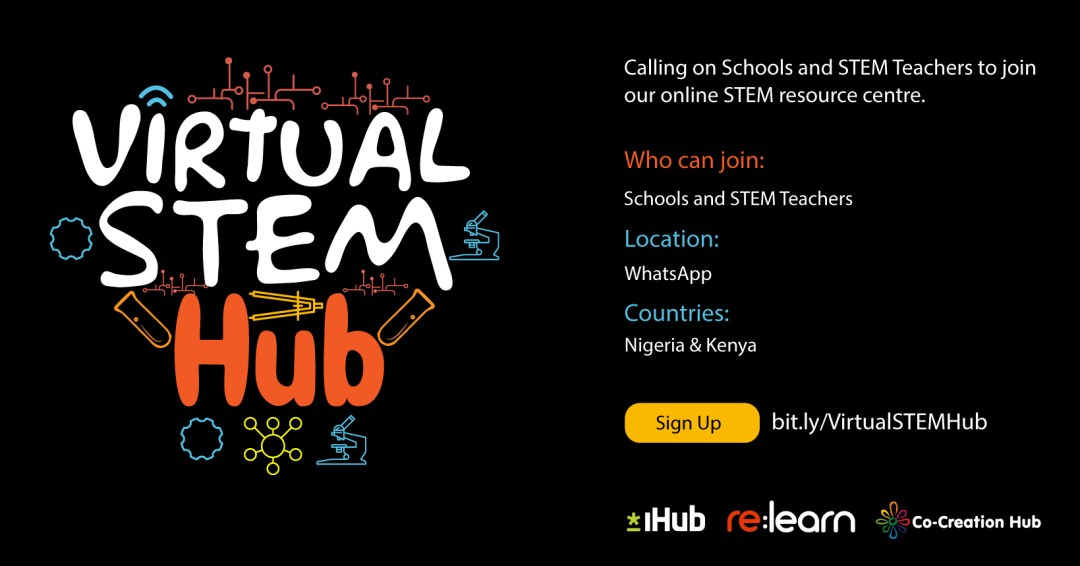 Virtual STEM Hub insideschool - re:learn Virtual STEM Hub 2020 for Schools and STEM Teachers