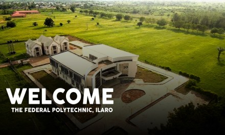 Federal Polytechnic Ilaro (ILAROPOLY) ND Full Time Admission List for 2020/2021 Academic Session