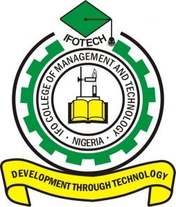 Ifo College Of Management and Technology IFOTECH 254x300 1 - IFOTECH Post UTME Form 2020/2021 Announced