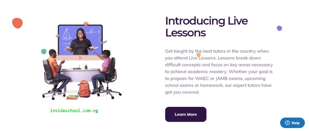 Interactive video lessons 1 1 1024x437 - uLesson Education: Top 5 Reasons Why uLesson App is the Best Exam Guide