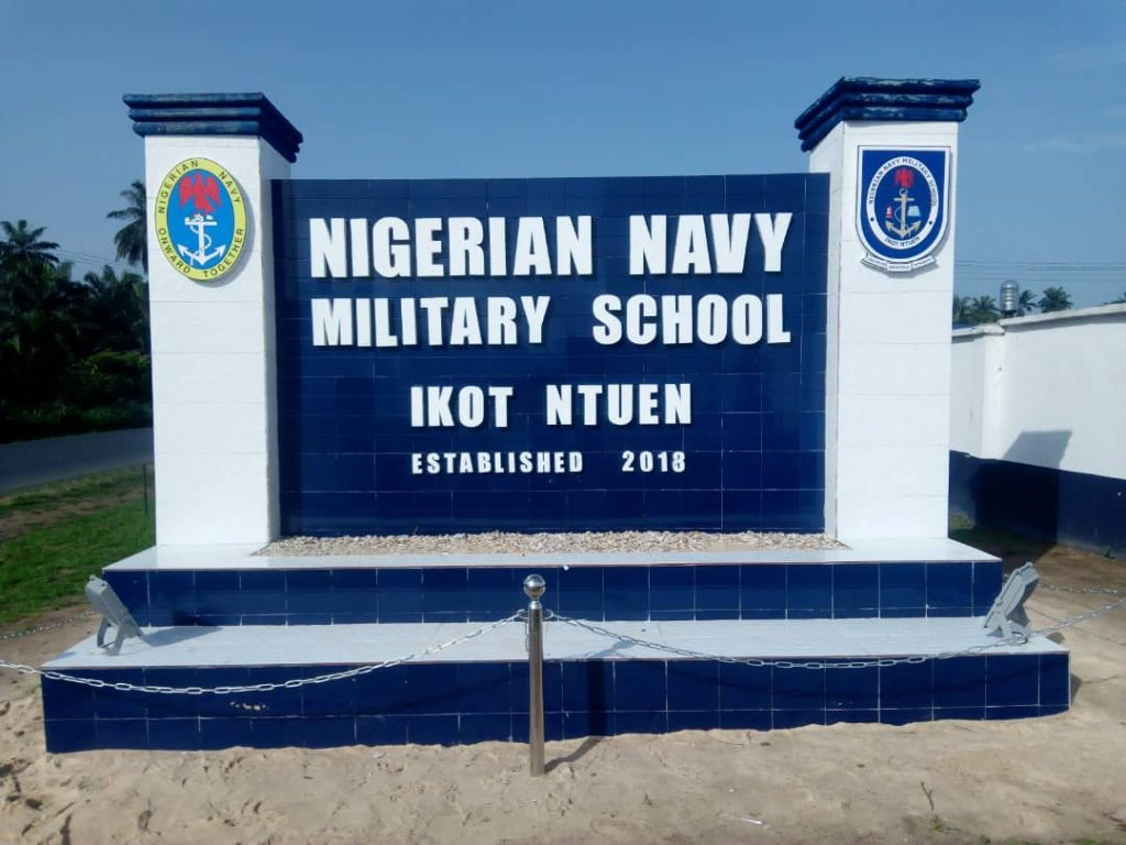 Nigerian Navy Military School insideschool - Nigerian Navy Secondary Schools (NNSS) Entrance Examination Date for 2020/2021 Announced