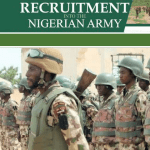 Nigerian Army Recruitment 2021:How To Apply for 81RRI Trades/Non-Tradesmen and Women