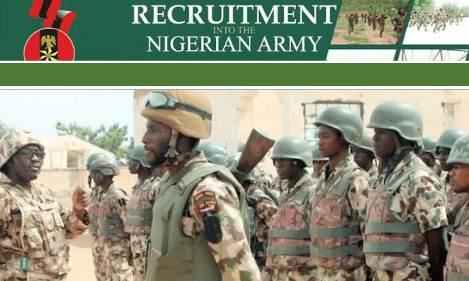Nigerian Army Recruitment 2020 - Nigerian Army Recruitment 2021: How To Apply for 81RRI Trades/Non-Tradesmen and Women