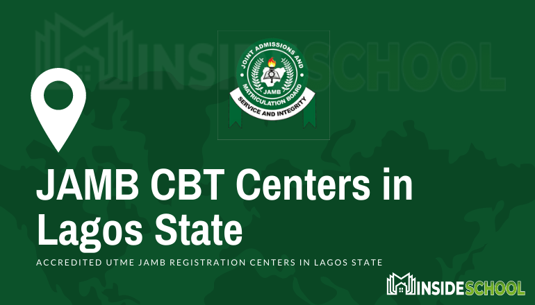 JAMB CBT Centres in Lagos State - JAMB Accredited CBT Centres in Lagos State for UTME Registration