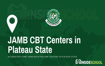 JAMB Accredited CBT Centres in Plateau State for UTME Registration