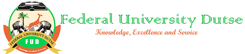 Federal University post utme form 1 - List of Postgraduate Courses Offered in Federal University Dutse (FUD) With Admission Requirements