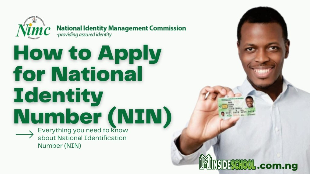 Apply for National Identity Number NIN online 1 1024x576 - How to Apply for National Identity Number (NIN)