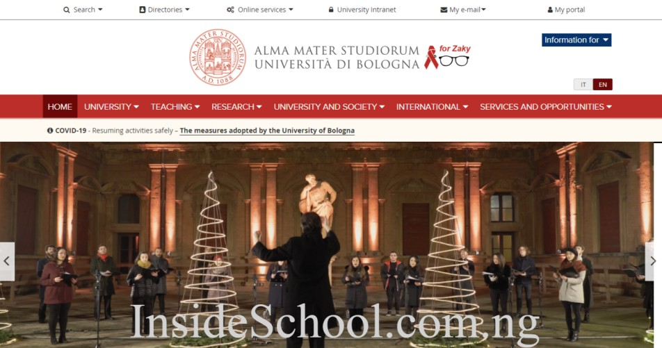 University of Bologna - 10 Cheapest Universities in Italy for International Students