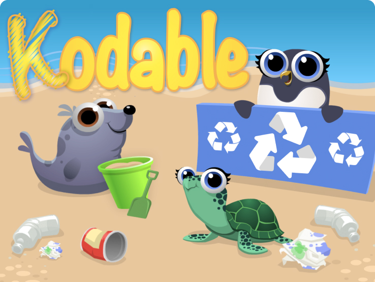 kodable app - Top 20+ Best Coding Apps for Kids and Teenagers [Free/ Paid]
