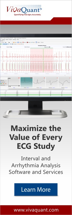VivaQuant Interval and Arrhythmia Analysis