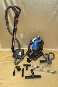 2 Speed SIRENA new water filter vacuum