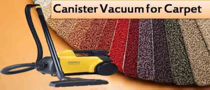 best canister vacuum for pet hair Fi