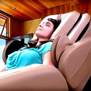 Massage Chair for Sciatica