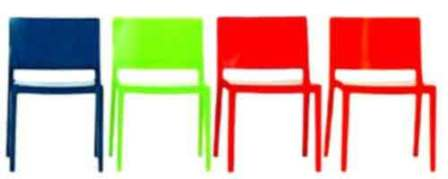 Choice of color Chair
