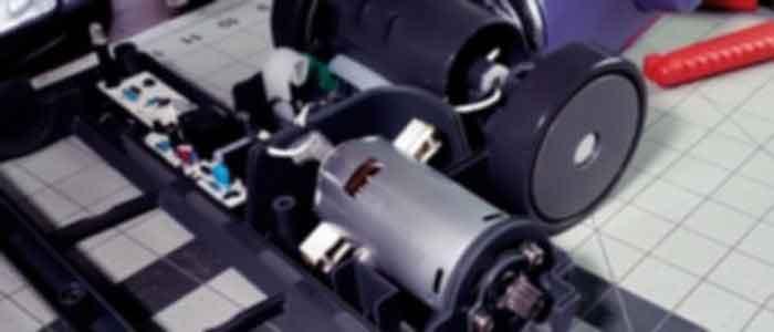 how to reset Shark Vacuum Motor FI
