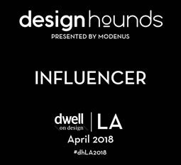 Designhounds presented by Modenus influencer Dwell LA
