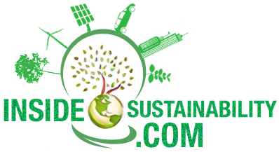 Inside sustainability logo, this website is an educational resource for the advancement of sustainability within business practices.