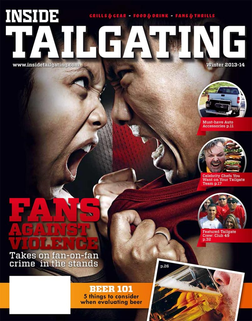 Inside Tailgating - Winter 2013