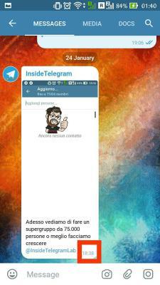 Telegram X-Data post